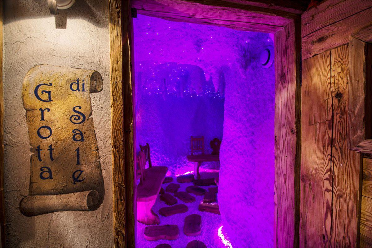 Grotta del sale Hotel Arnika