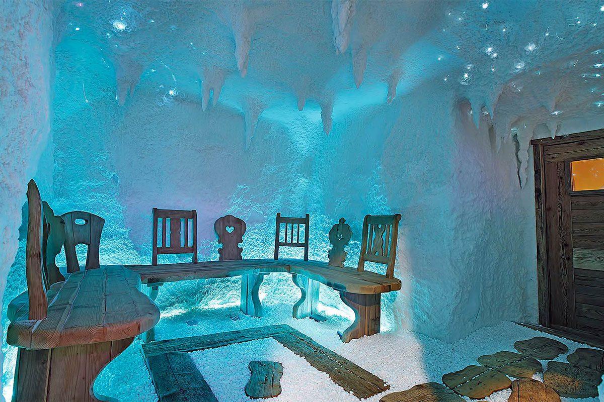 Grotta di sale Hotel Arnika