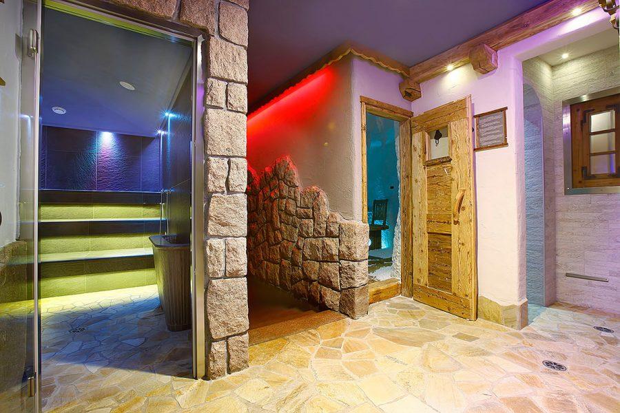 Centro benessere Hotel Arnika