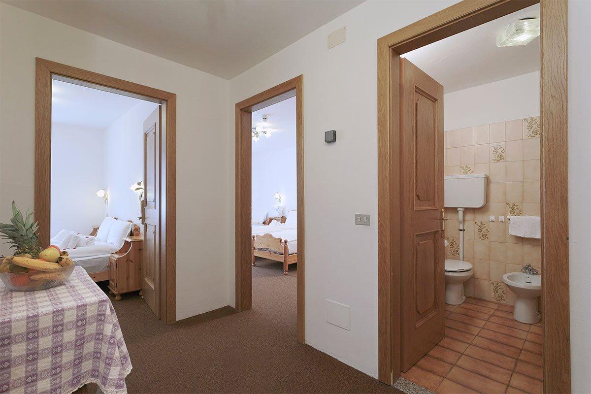 Camera Junior Suite Hotel Arnika