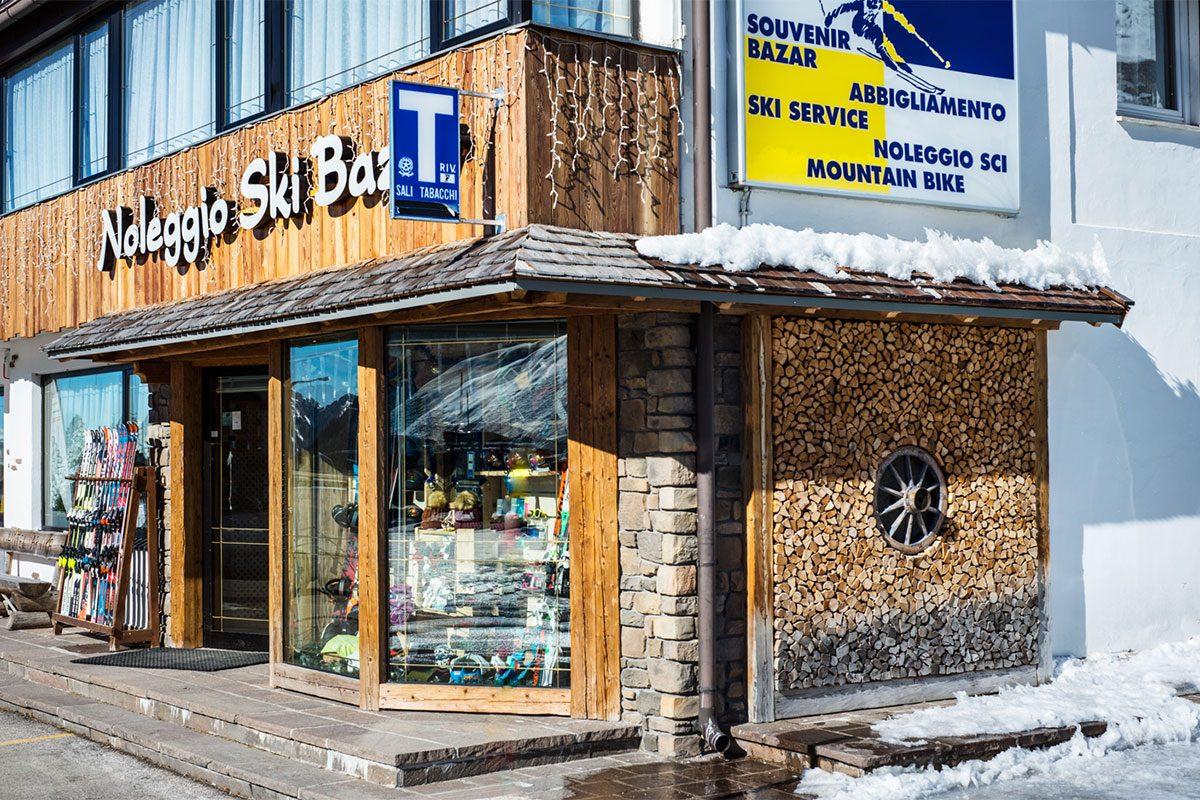 Noleggio ski