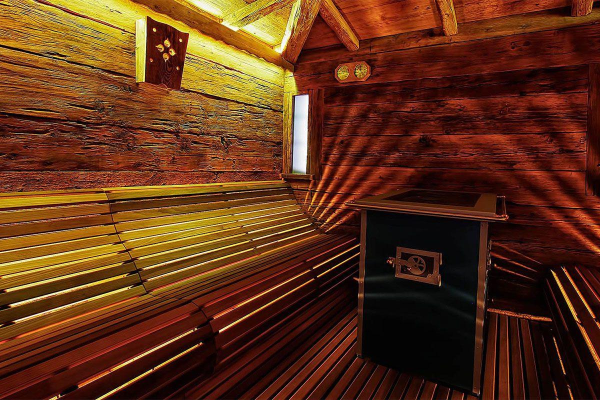 Sauna Hotel Arnika
