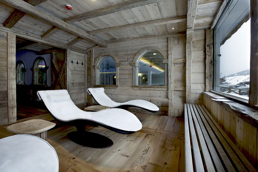 Area relax Hotel Arnika